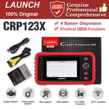 LAUNCH X431 CRP123X OBD2 Scanner Code Reader Car Diagnostic Tool PK Creader VII+