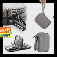 Original BOONA Travel Multifunctional Electronic Accessories Storage Bag