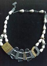 NWT Designer ANNE-MARIE CHAGNON Canada Modernist Necklace