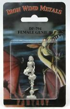 Ral Partha DF-794 Female Genie II (1) Miniature Djinn Fantasy Jinn Air Spirit