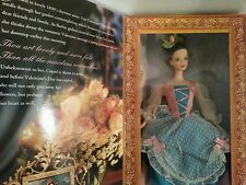 Vintage Barbie Fair Valentine By Hallmark Special 1997 Edition