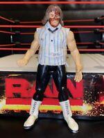WWE JAKKS TITAN TRON LIVE TTL MANKIND MICK FOLEY WRESTLING FIGURE WWF WCW ECW