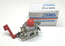 New OEM Zama C1U-W22 CARBURETOR Carb for McCullouch T55 Hedge Trimmer / 2 Cycle