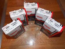 """5  91PX050G Oregon  14"""" Low-kick chainsaw chains 3/8 LP .050 50 DL 1.3mm S50"""