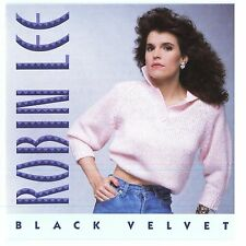 Lee, Robin : Black Velvet CD