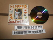CD punk FLIPPER-sex bomb Baby (13 chanson) promo Domino