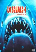 LO SQUALO 4 - LA VENDETTA  DVD AZIONE