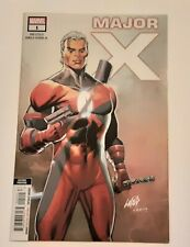 Major X #1 2nd Print variant Rob Liefeld Wolverine