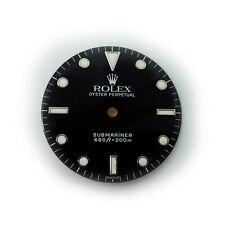 ROLEX SUBMARINER 5513 DIAL VINTAGE NOS RARE WITH HANDS AND ORIGINAL ROLEX BOX