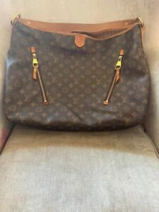 Auth Louis Vuitton Delightful GM Monogram  Shoulder Bag