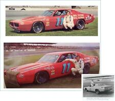 CD_802 #11 Buddy Baker   STP 1972 Dodge Charger   1:43 Scale DECALS