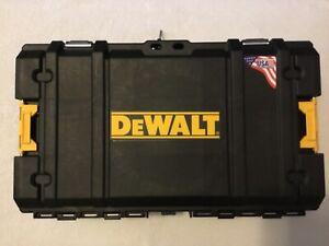 """New Dewalt DS130 DWST08130 Toughsystem 22"""" Storage Tool Case"""