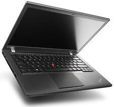 "Lenovo ThinkPad T440 14"" Laptop Computer i5-4300U 1.90GHz 500GB HD 8GB RAM Win 7"