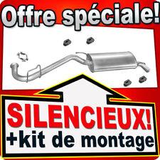 Silencieux Arriere RENAULT CLIO I 1.2 1.4 1.9D 1990-1998 échappement ABN