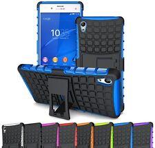 Handy Hülle für Sony Xperia Case Tasche Schutz Hülle Cover Etui Bumper Schale