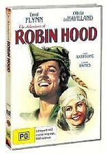 The Adventures of Robin Hood (DVD, 2009)