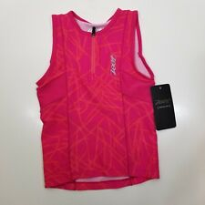 Zoot Youth Tank Pink Small Tags