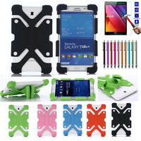 """Universal Shockproof Silicone Gel Stand Case Cover For 7"""" 7.9""""  8"""" Tablet PC MID"""