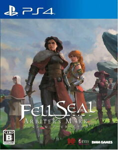 Felseal: Arbiters Mark Sony Playstation 4 PS4 Video Games From Japan NEW