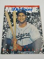 LA Dodgers Magazine Volume 4 #5 Roy Campanella Alfredo Griffin Orel Hershiser
