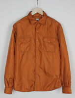 ASPESI THERMORE 3971 Men's LARGE Lightweight Orange Tight Fit Jacket 34463_GS