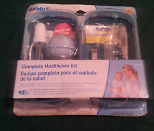 Complete Baby Child Healthcare Kit and Travel Case by Safety 1st.(C2B1)