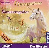 Folge 18:  Sommerzauber von Sternenschweif | CD | Zustand gut