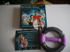 Powerspin Wheel Exerciser Includes DVD Workout