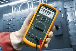 Fluke Fluke 87-V/EUR Digital Multimeter Digitalmultimeter 87-5 87V 947858
