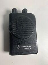 Motorola Minitor 4 Free Shipping!