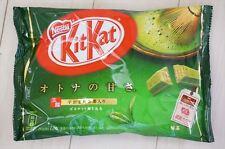 Japanese Kit-Kat Uji Matcha Green Tea Ocha KitKat Chocolates 12Mini Bar F/S