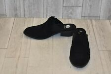 Yellow Box Keaton Mules - Women's Size 7.5M - Black