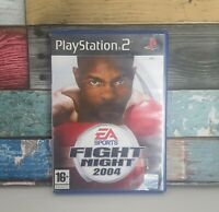 EA Fight Night 2004 Boxing (Sony PlayStation2) (PS2) Fight. Gaming. Game. Sport.