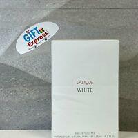 Lalique White by Lalique, 4.2 oz EDT Spray for Men