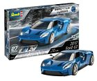 Revell 07678, 2017 Ford Gt, 1: 24 Scale Plastic Model From Japan