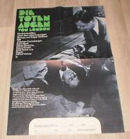 Filmplakat DDR ,Progress  DIE TOTEN AUGEN VON LONDON,J Fuchsberger