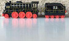 """Gullane Thomas Train 2009 Hiro - Hiro's Tender - Die-Cast - Approx 6 1/2 """" Both"""