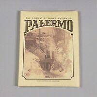2004 book - Palermo Pegmatite Mines - North Groton, NH - mineralogy and history