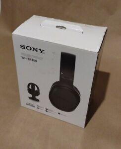 Sony RF400 Wireless Headphones - Black