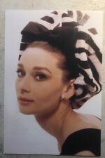 Movie Postcard ~ Audrey Hepburn With Hat