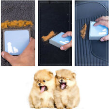 Pet Fur Cleaning Brush Sweep Foam Sofa Carpet Dog Hair Remover Easy Cleaner A