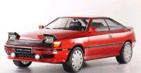 IXO 18CMC001 TOYOTA CELICA GT FOUR ST165 diecast model road car red 1990 1:18th