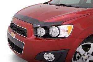 Auto Ventshade (AVS) 322057 Aeroskin Hood Protector; Smoke
