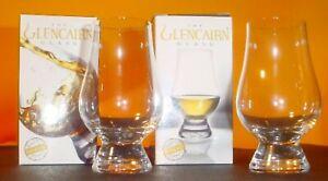 Glencairn Glass 2 Stück Geschenkkarton Malt Whisky Nosing Glas Whiskey Stölzle