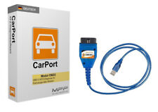 USB OBD KKL Diagnose Gerät CarPort PRO SOFTWARE K-Leitung für VW Audi Seat Skoda