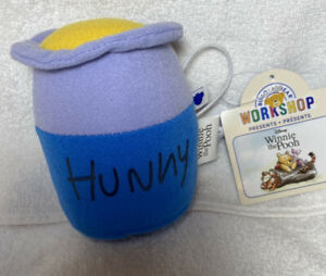Build A Bear Winnie The Pooh Hiney Pot Only NWT