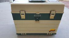 Vintage PLANO 787 Plastic Tackle Box 4 Drawer Top Storage Bin