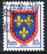 STAMP / TIMBRE FRANCE OBLITERE N° 959  BLASON BERRI
