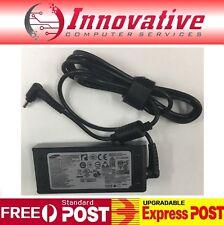 Samsung AC Adapter 40W Model No. ADP-4019 PSCV400111A AD-4019A 19V 2.1A 3.0*1.1