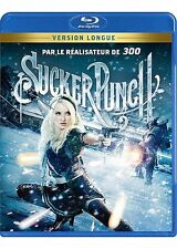 Blu Ray  //  SUCKER PUNCH  //   E. Browning - A. Cornish  /  NEUF cellophané